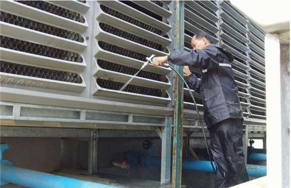 中央空調風冷管道清洗
